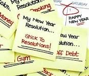 My New Year Resolution... Stick to Resolutions!