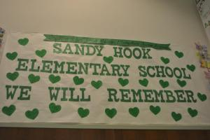 Sandy Hook Elementary School We Will Remember