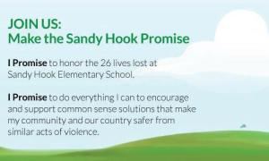 Take the Sandy Hook Promise