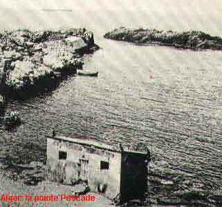 Alger Pointe Pescade