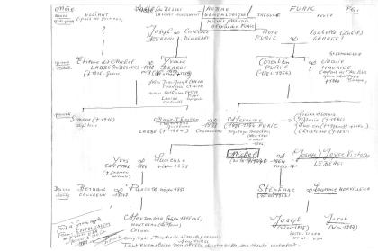 Family Tree of my children s  paternal lineage