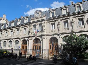 Lycee Janson de Sailly Paris